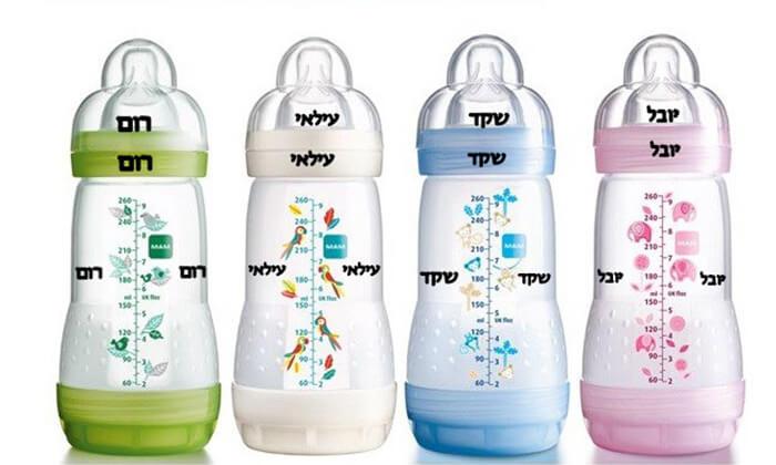 4 שי-לי לתינוק: מארז מוצרים עם שם התינוק