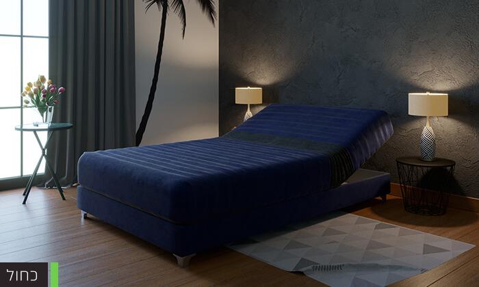 5 מיטת נוער מתכווננת
