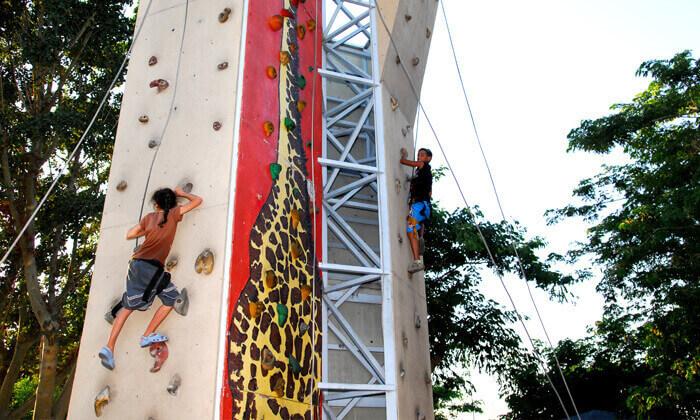 8 פארק אתגרים באשדוד - יום כיף לכל המשפחה
