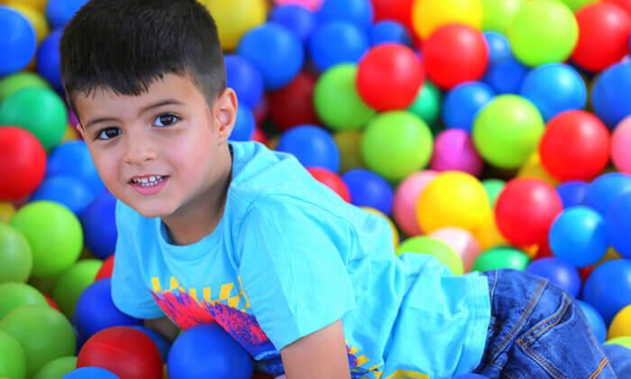 9 פארק אתגרים באשדוד - יום כיף לכל המשפחה