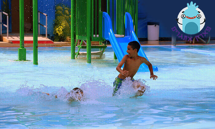 2 פארק אתגרים באשדוד - יום כיף לכל המשפחה