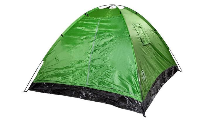 2 אוהל משפחתי ל-8 אנשים