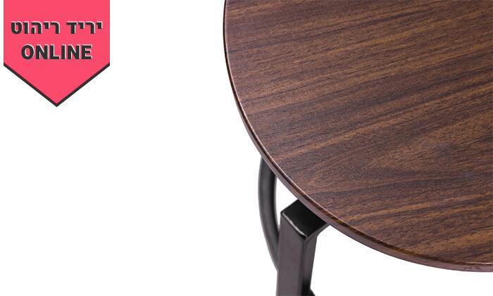 3 כיסא בר HOMAX דגם דניס - משלוח חינם