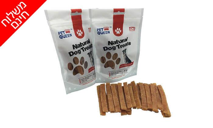 6 מארז חטיפי PET QUEEN לכלב - משלוח חינם!