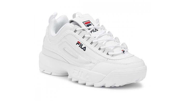2 נעלי סניקרס לנשים פילה FILA - משלוח חינם!