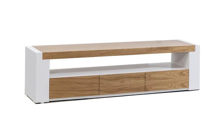 4 שולחן ומזנון עם מגירות לסלון LEONARDO