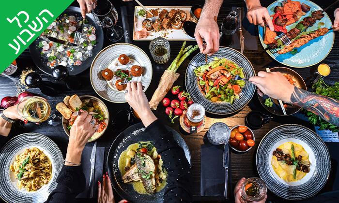 7 ארוחה זוגית במסעדת הגורמה ARTO, חיפה