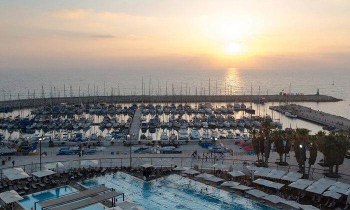 7 יום כיף במלון לאונרדו ארט תל אביב