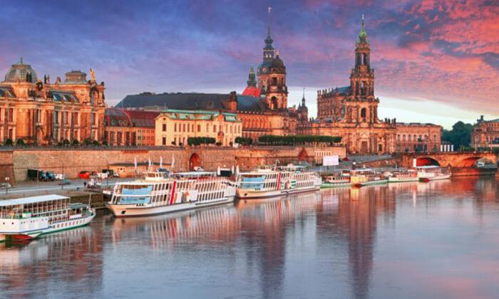 3 תעלות, גשרים ונופים: טיול יום מודרך מברלין להמבורג