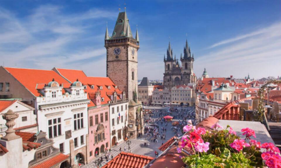5 טיול יום מודרך בפראג - יציאה וחזרה מברלין