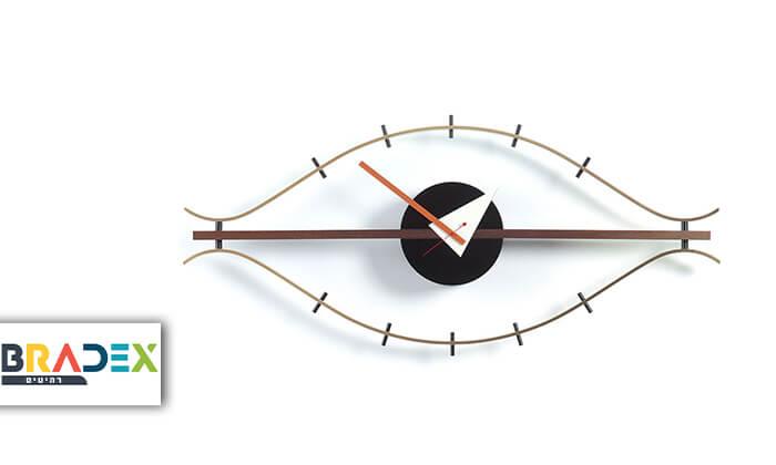 2 שעון קיר Eye Clock