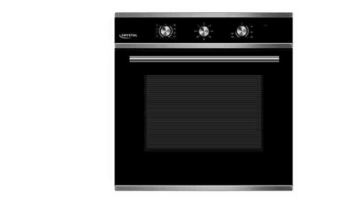 2 תנור אפייה 65 ליטר קריסטל CRYSTAL