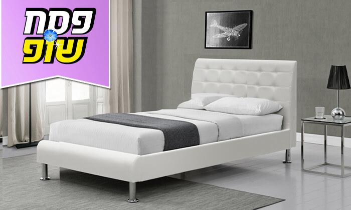 4 מיטת יחיד מרופדת הום דקור HOME DECOR