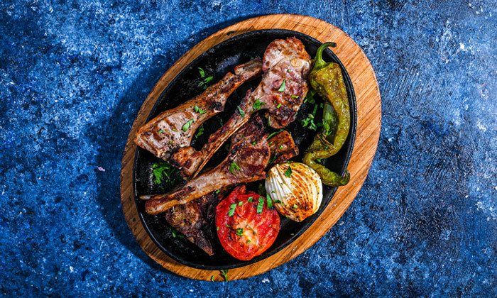 9 ארוחת ספיישל בשרים זוגית בסטלה ביץ' - דג על הים, בת ים