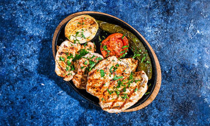 10 ארוחת ספיישל בשרים זוגית בסטלה ביץ' - דג על הים, בת ים