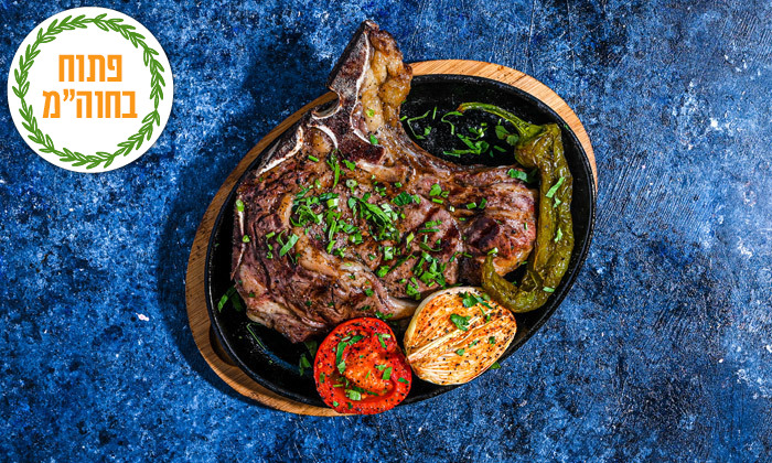 3 ארוחת ספיישל בשרים זוגית בסטלה ביץ' - דג על הים, בת ים