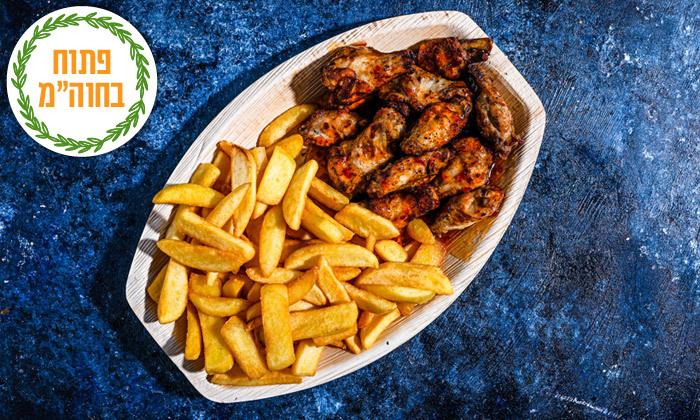 11 ארוחת ספיישל בשרים זוגית בסטלה ביץ' - דג על הים, בת ים