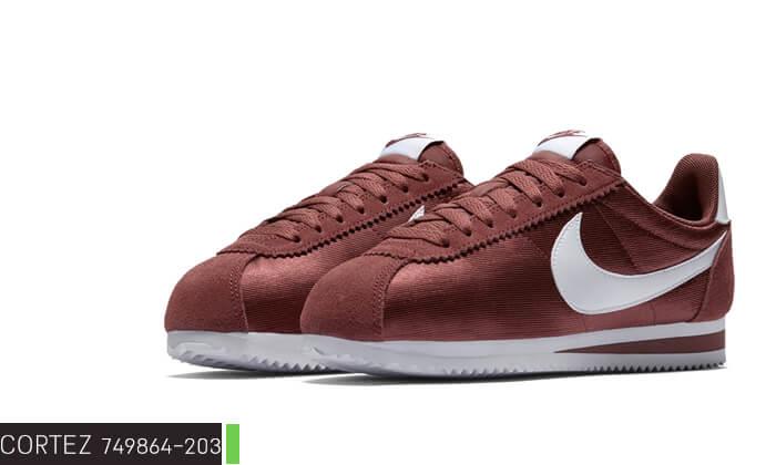 4 סניקרס לנשים Nike Cortez