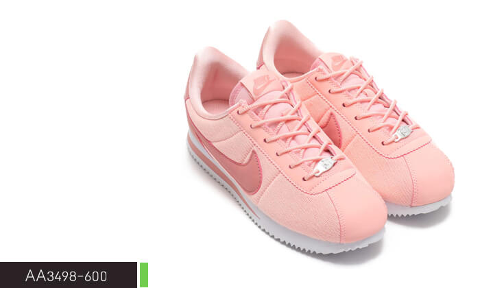 6 סניקרס לנשים Nike Cortez