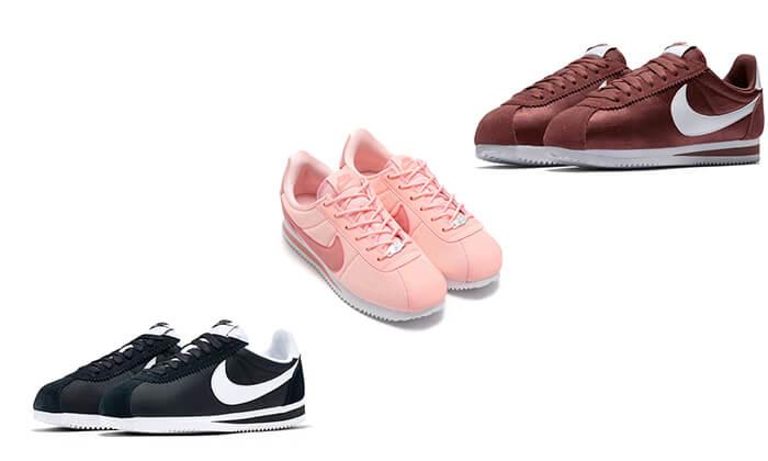 7 סניקרס לנשים Nike Cortez