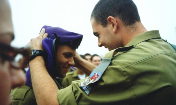 3 תרומה לעמותת בית קובי המסייעת לחיילים בודדים