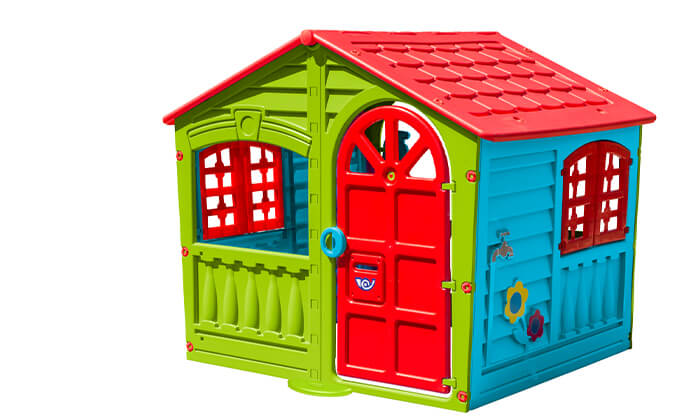 2 בית ילדים לחצר PalPlay