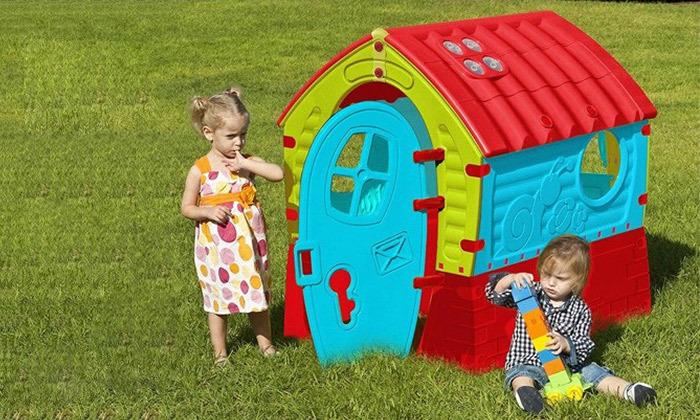 7 בית ילדים מהאגדות PalPlay