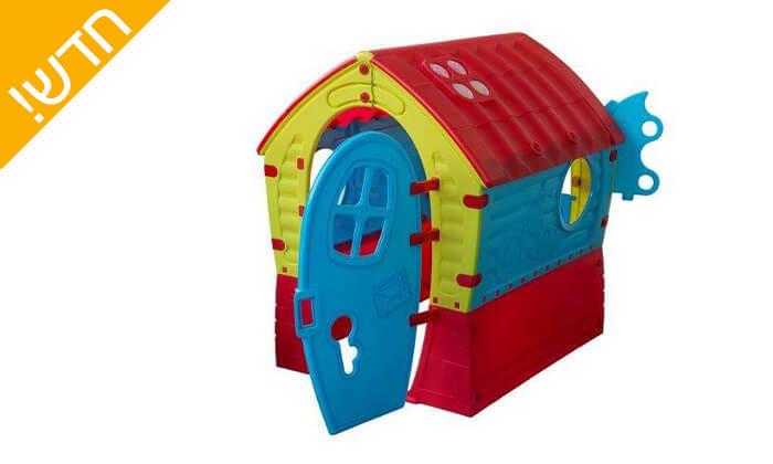 3 בית ילדים מהאגדות PalPlay