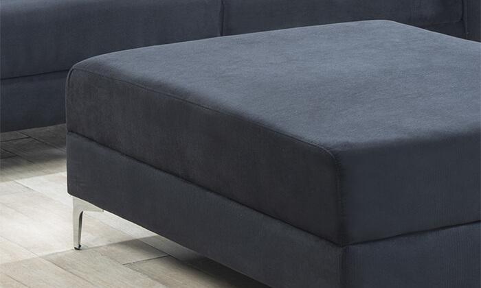 4 ספה תלת-מושבית LEONARDO