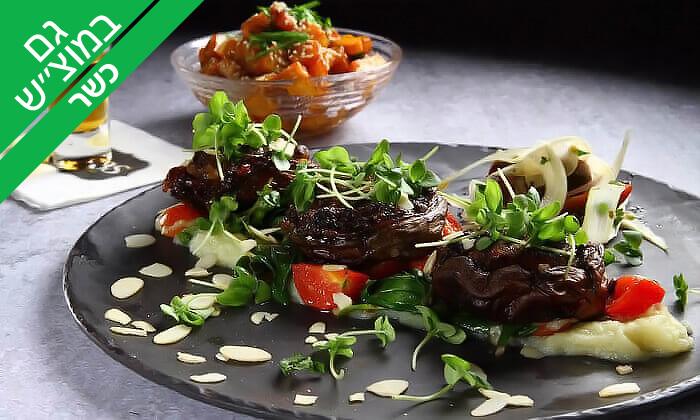 2 ארוחה זוגית כשרה במסעדת ריבס RIBS, אשדוד
