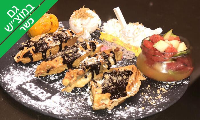 6 ארוחה זוגית כשרה במסעדת ריבס RIBS, אשדוד