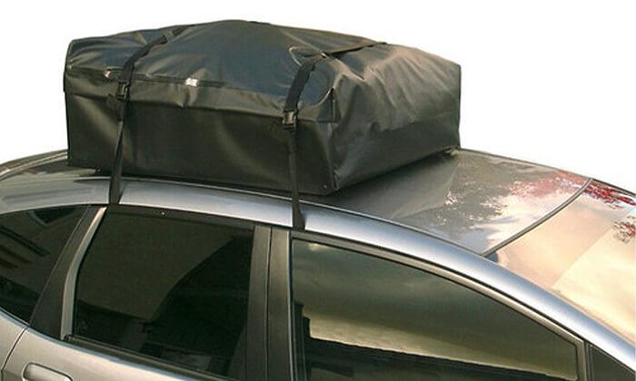 2 תיק לגג הרכב 570 ליטר