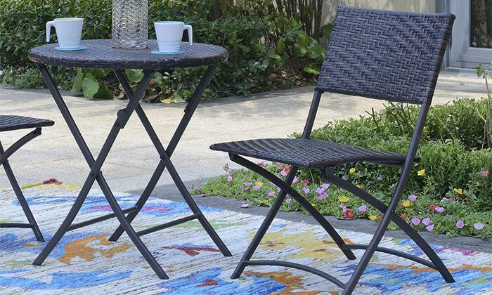 3 פינת ישיבה לגינה ולמרפסת הום דקור HOME DECOR