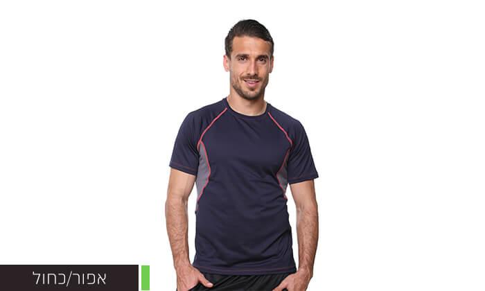 3 זוג חולצות מנדפות זיעה לגבר OUTLAND