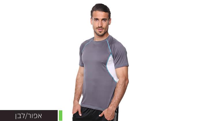 8 זוג חולצות מנדפות זיעה לגבר OUTLAND
