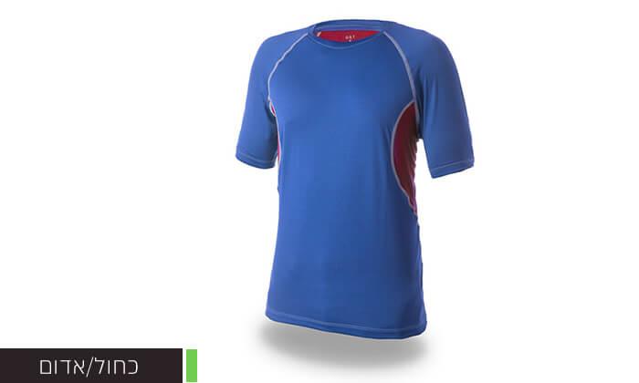 7 זוג חולצות מנדפות זיעה לגבר OUTLAND
