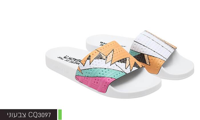 5 כפכפיאדידס adidas דגם ADILETTE