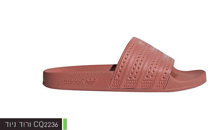 9 כפכפיאדידס adidas דגם ADILETTE