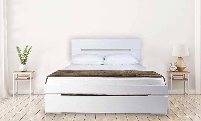 4 אולימפיה: מיטה דגם 7012 עם מזרן מתנה