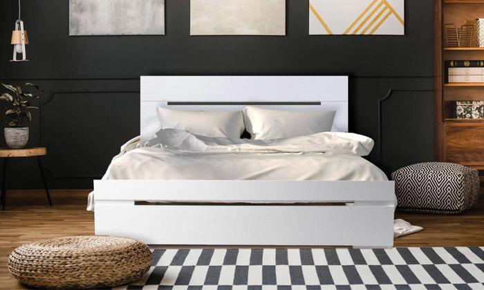 4 אולימפיה: מיטה דגם 7012 עם מזרן מתנה - משלוח חינם