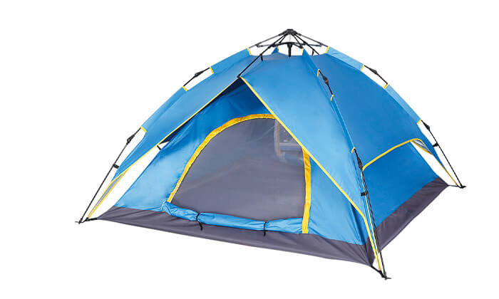 2 אוהל וצילייה פתיחה מהירה