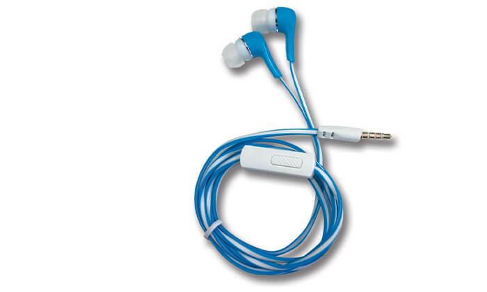 3 4 אוזניות כפתור סיליקון LEXUS