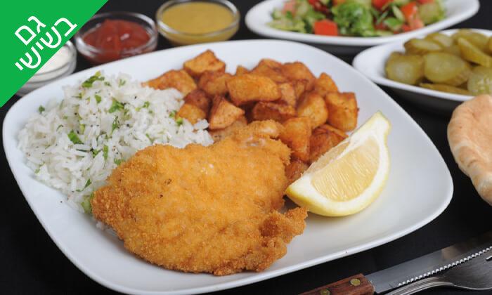 5 ארוחה בשרית במסעדת חצ'פוריקס, תל אביב