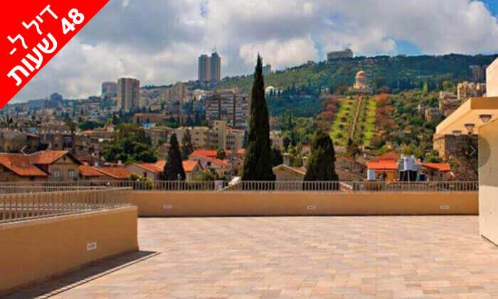 3 ל-48 שעות: חבילת ספא עם עיסוי ופינוקים - ספא במושבה, חיפה