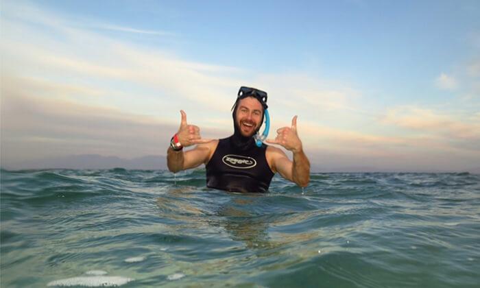 2 צלילת שנורקלים באילת, מועדון Ahla Diving