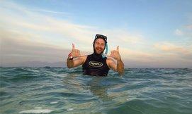צלילת שנורקלים ב-Ahla Diving