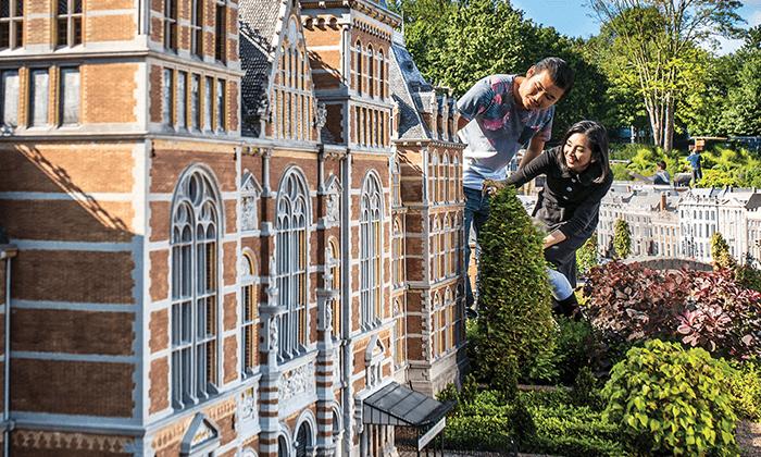 7 מדוראדם, העיר המיניאטורית של הולנד - חוויה לילדים ומבוגרים