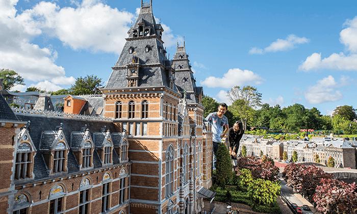 4 מדוראדם, העיר המיניאטורית של הולנד - חוויה לילדים ומבוגרים