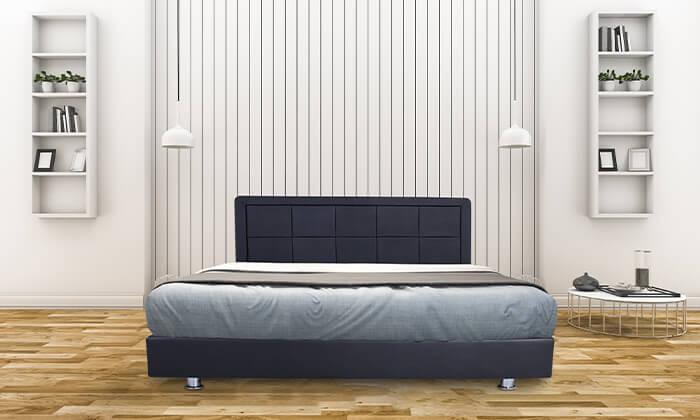 4 אולימפיה: מיטה עם ארגז מצעים