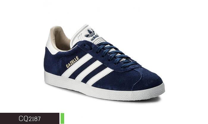 6 נעלי סניקרס adidas דגם GAZELLE